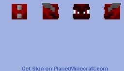 FORTE Minecraft Skin