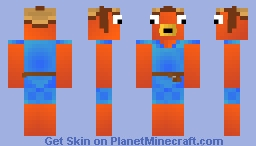 Fortnite Fishstick Minecraft Skin