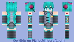 ☆Foru☆ Hatsune Miku Minecraft