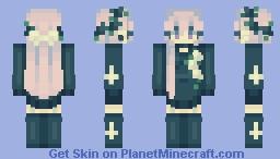 ~A Thousand Years~ Minecraft Skin