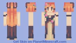 ~Happy Easter!~ Minecraft Skin