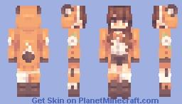 Fox RCE Minecraft Skin