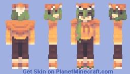 new persona :o Minecraft Skin