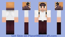 Fox - Spirit Hood Minecraft Skin