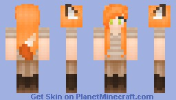 °ѕυgαя° Foxeh. Minecraft Skin