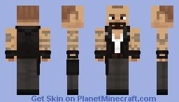 Left 4 Dead: Francis Minecraft Skin