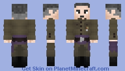 Caudillo Francisco Franco {Rework} Minecraft Skin