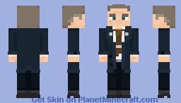 Frank Sheeran [Portrayed by Robert De Niro] Minecraft Skin