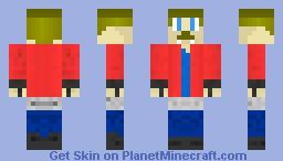 frank Minecraft Skin