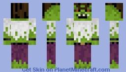 Frankie - Gex 3D: Enter the Gecko (PS1 - 1998) Minecraft Skin