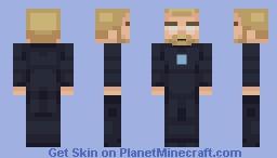 Franklin Richards | Request Minecraft Skin