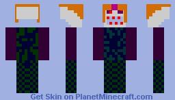 Freak Skeleton Minecraft Skin
