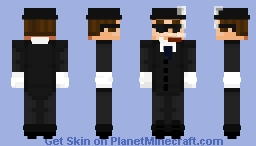 free form jazz Minecraft Skin