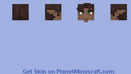 lvl 1 wood elf head Minecraft Skin