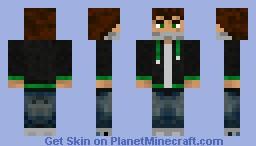 Free runner skin !  Made by Rat01 Minecraft Skin