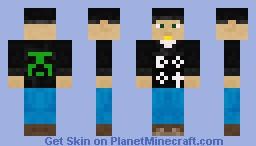 FreestyleOMG - Fan Skin Minecraft Skin