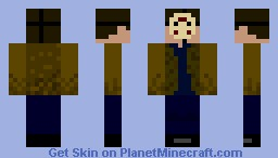 Friday the 13th Style Skin Minecraft Skin