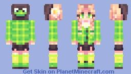 froggie 🐸 | (requests? i'm bored) Minecraft Skin