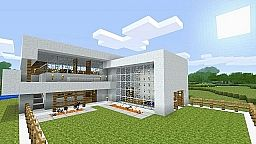 Burntcustards Snow House Minecraft Map & Project