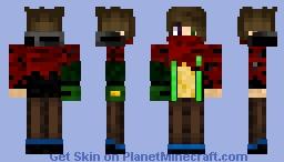 """Kevin [""""FROSTBITE""""] Minecraft Skin"""