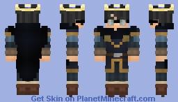 Kei (Frostveil) Minecraft Skin