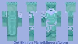 Ancient Frozen King (skin contest) Minecraft Skin