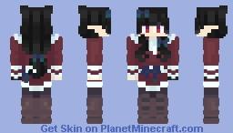 Signs of Life | Vuii Minecraft Skin