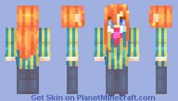 Fujimoto - Ponyo [updated] Minecraft Skin