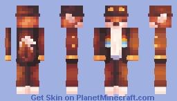 Remastered Fundy Minecraft Skin