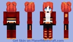 lockheed vega 5b Minecraft Skin