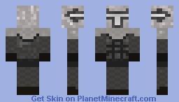 Future Soldier Minecraft Skin