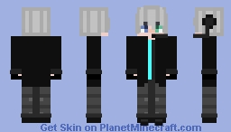 Futuristic Weapons Designer Minecraft Skin