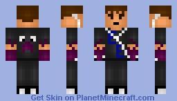 gamErEddy (Me) Shaded Minecraft Skin