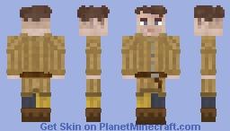 Mittelaterliches Gambeson | Medieval gambeson Minecraft Skin