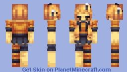 [[SF2020]] GamerRosalina Minecraft Skin