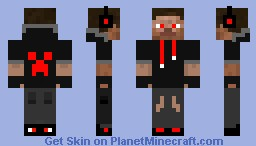 gangsta Minecraft Skin