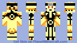 Kurama Minecraft Skins Planet Minecraft Community