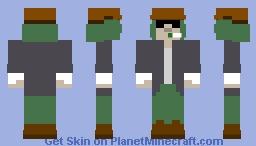 Garcello (FNF) Minecraft Skin