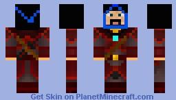 Garry's Skin Minecraft Skin