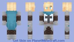 Garroth Ro'Meave   Minecraft Diaries Minecraft Skin