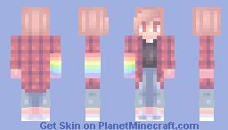 -+𝓖𝓪𝔂 𝓟𝓻𝓲𝓭𝓮 // 𝓜𝓪𝓵𝓮+- Minecraft Skin