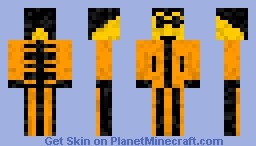 Black ops 2 fan Minecraft Skin