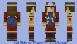Gelin | OSRS Minecraft Skin