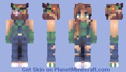 𝙂𝙚𝙢𝙞𝙣𝙞𝙏𝙖𝙮 - 4/4 𝙍𝙚𝙘𝙧𝙚𝙖𝙩𝙞𝙣𝙜 𝙔𝙤𝙪𝙩𝙪𝙗𝙚𝙧'𝙨 𝙈𝘾 𝙎𝙠𝙞𝙣𝙨 Minecraft Skin