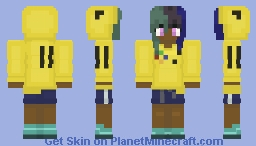 Gemma Minecraft Skin