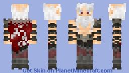 [Dwarves vs. Zombies] General Kurt Minecraft Skin
