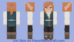 [FRP] Elf Minecraft Skin
