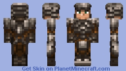 Skyrim - Nordic Carved Armor [Updated][Skyrim Series][1.8] Minecraft Skin