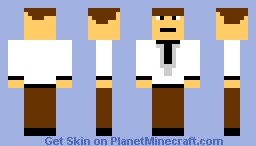 Gentleman Minecraft Skin