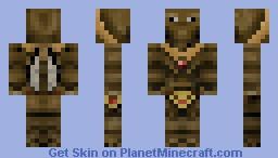 Geonosian (From Star Wars, duh!) Minecraft Skin